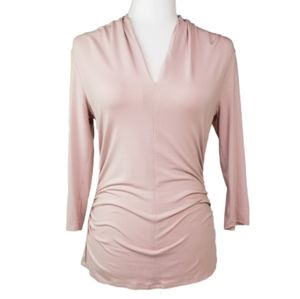 Vince Camuto Ruched Top   VGC